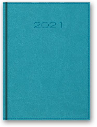 Kalendarze książkowe dzienne Vivella A5