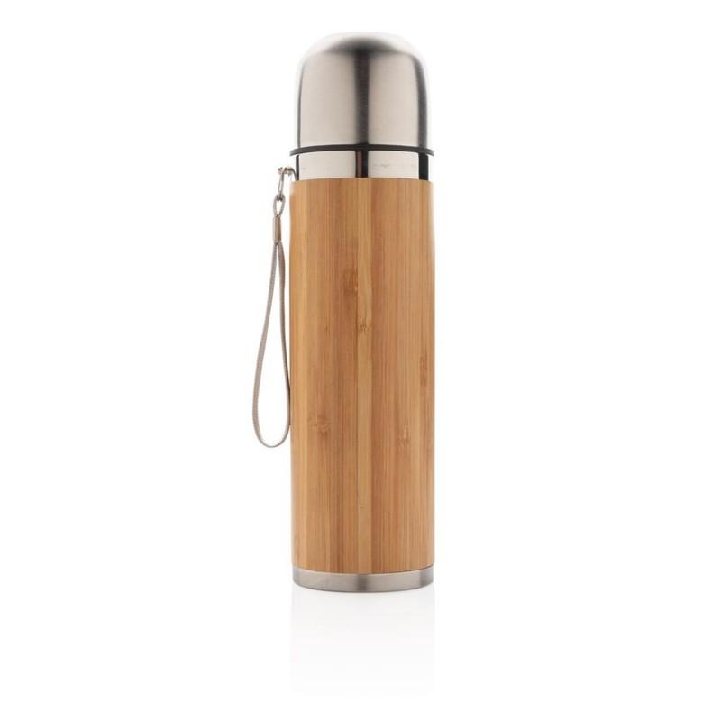 Bambusowy termos 400 ml