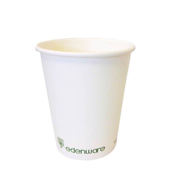 Kubek papierowy biały Edenware