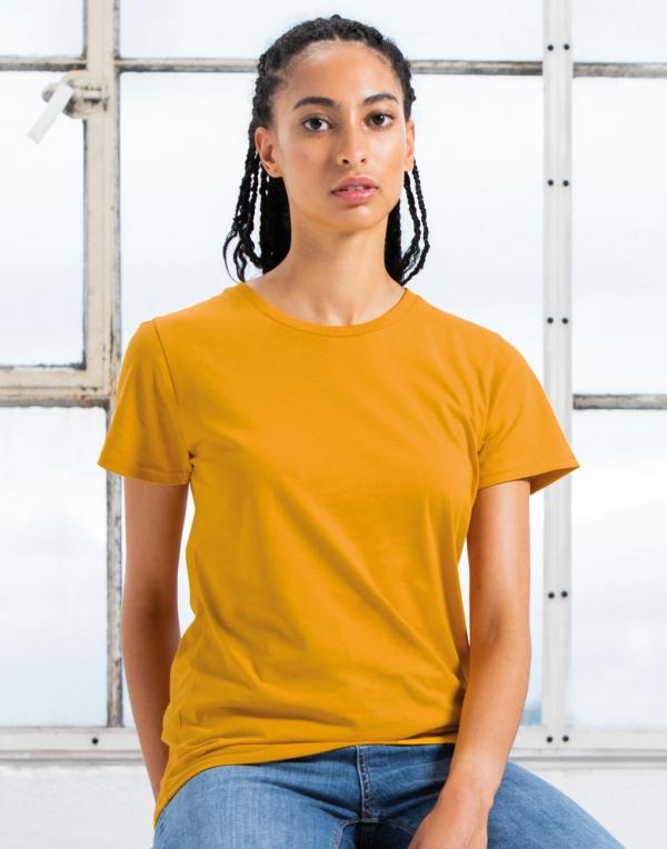 Damska koszulka Essential Organic T