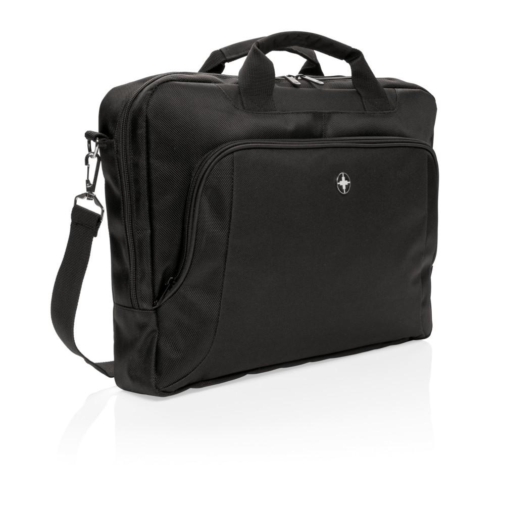 """Torba na laptopa 15,6"""" Swiss Peak Deluxe"""