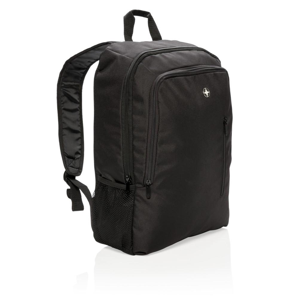 """Biznesowy plecak na laptopa 17"""" Swiss Peak"""