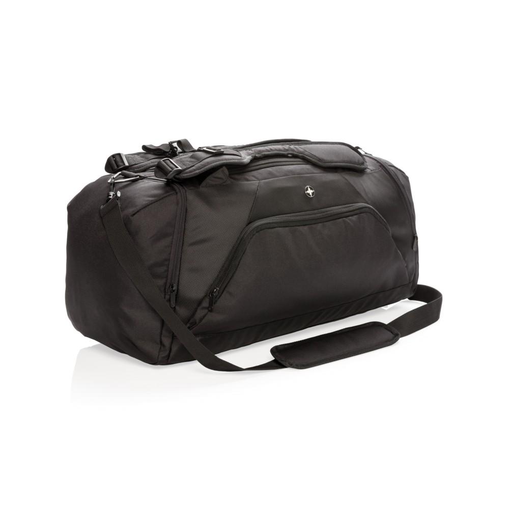 Plecak, torba sportowa, podróżna Swiss Peak, ochrona RFID