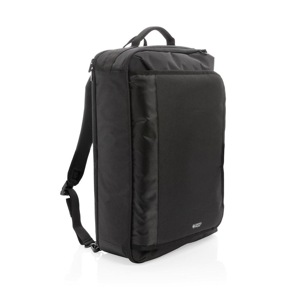 "Plecak na laptopa 15,6"" Swiss Peak, ochrona RFID"