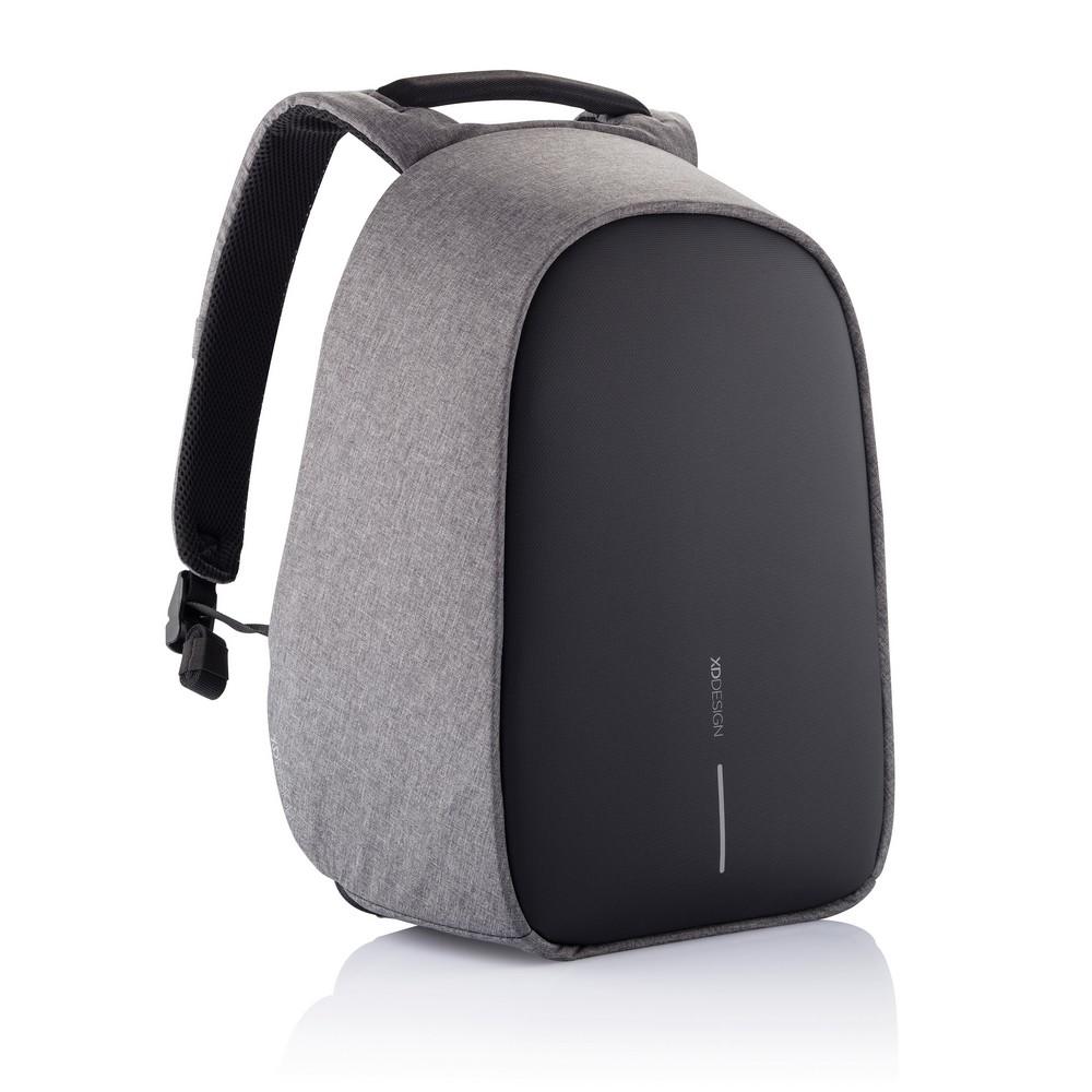 """Bobby Hero XL, plecak na laptopa do 17"""" i tablet do 12,9"""", chroniący przed kieszonkowcami, wykonany z RPET"""