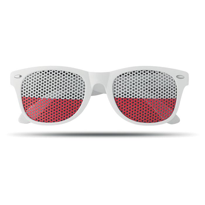 Okulary przeciwsłoneczne Flag Fun