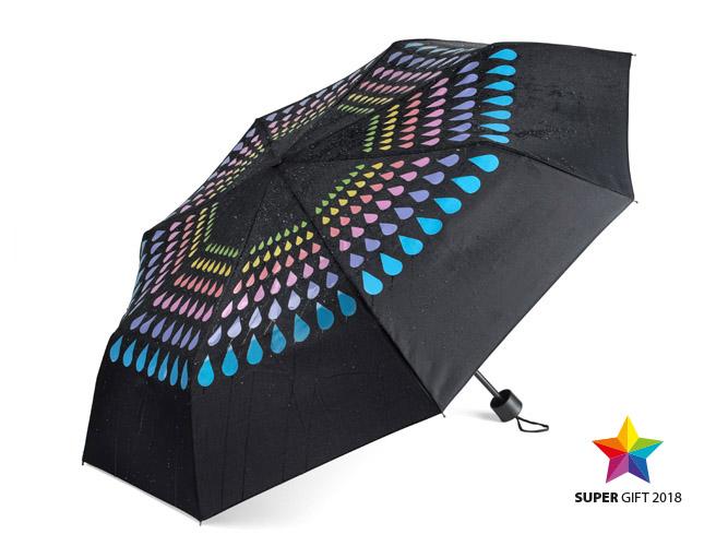 Parasol zmieniający kolor CROPLA