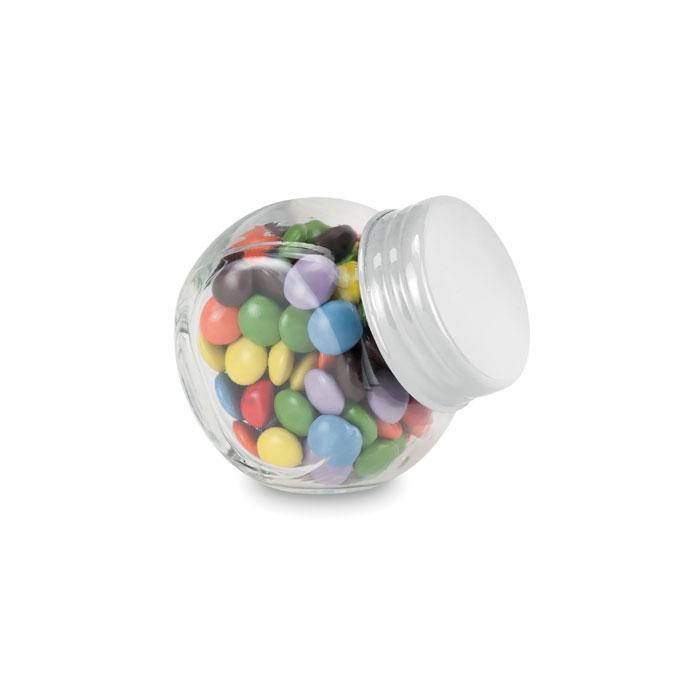 Cukierki w słoiczku Chocky