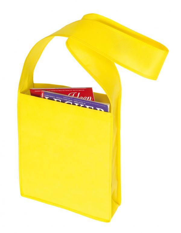 Torba na zakupy MALL, żółty